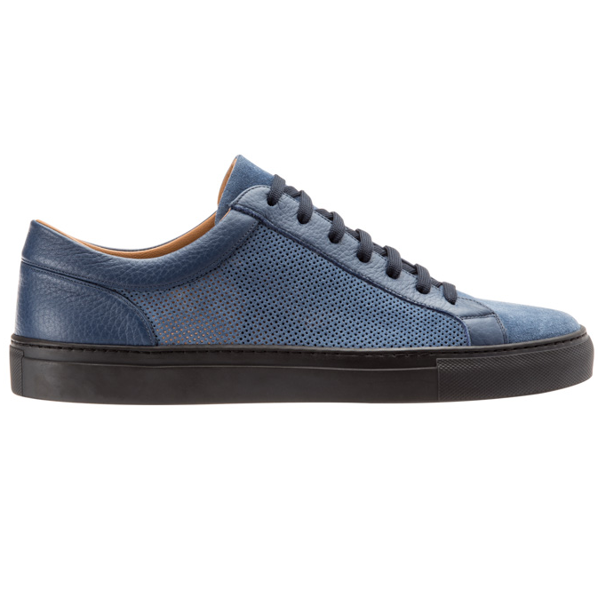 Stemar 98504C Perforated Sneakers